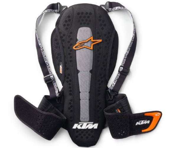 PROTECTION DORSALE KTM ALPINESTARS NUCLEON KR-2 20