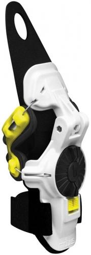 PROTECTION POIGNET MOBIUS X8 WRIST BRACE BLANC/ACID JAUNE