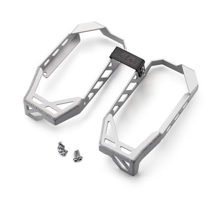 protection radiateur aluminium