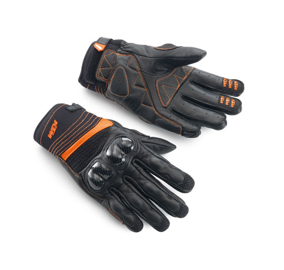 radical x gloves black 14