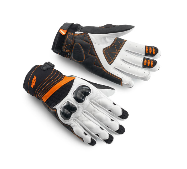 radical x gloves white 14