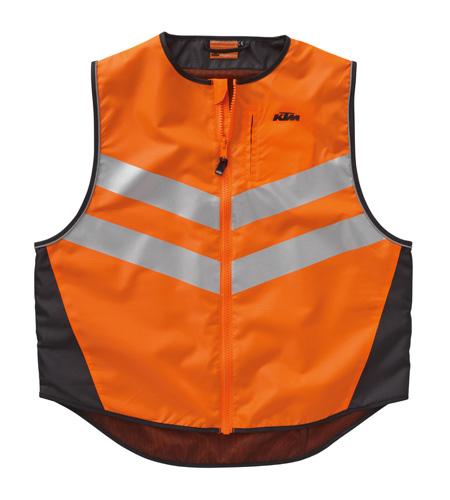 reflective riding vest