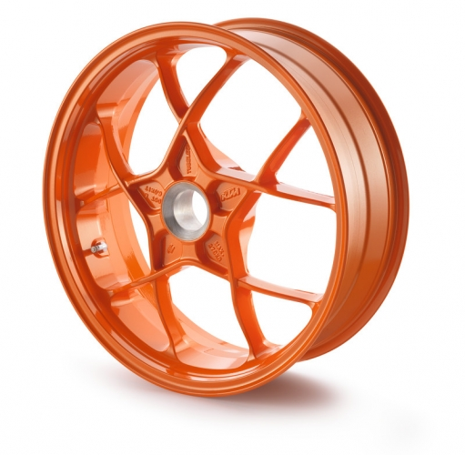 ROUE ARRIERE ORANGE KTM 1290 SUPER DUKE R 14-17/ 1290 SUPER DUKE GT 16-17