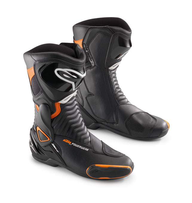 bottes route ktm alpinestars s mx 6. Black Bedroom Furniture Sets. Home Design Ideas