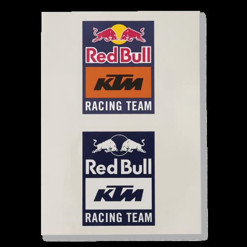 STICKER RED BULL KTM RACING TEAM