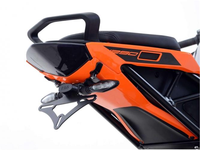 SUPPORT  PLAQUE COURT R&G KTM 1290 SUPERDUKE GT