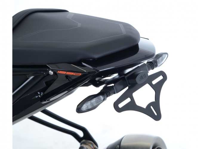SUPPORT PLAQUE COURT R&G KTM 1290 SUPER DUKE R 17