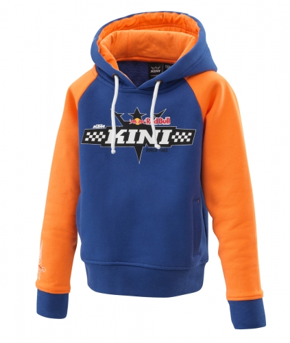 SWEAT CAPUCHE ENFANT KTM KINI RED BULL FINISH FLAG 21