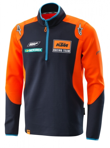 SWEAT ZIPPE KTM REPLICA TEAM 20