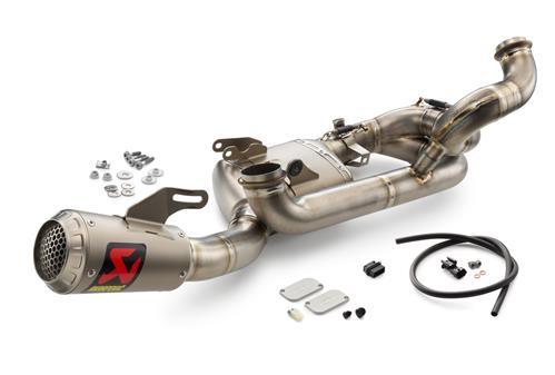 SYSTEME AKRAPOVIC EVOLUTION COMPLET KTM 1290 SUPERDUKE R 20