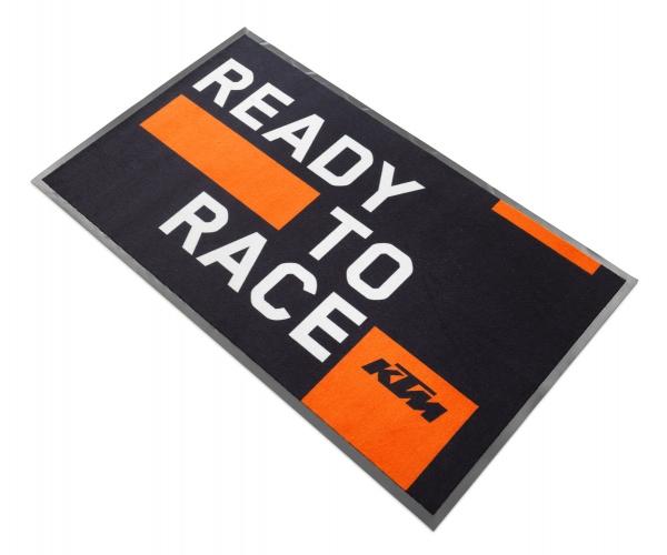 TAPIS ENVIRONNEMENTAL  1,70 X 1 M KTM READY TO RACE