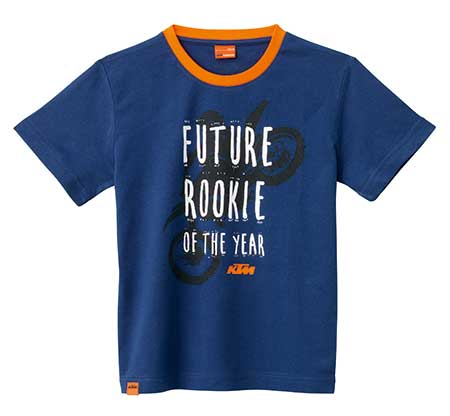 TEE SHIRT ENFANT KTM ROOKIE