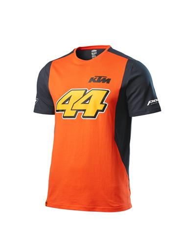 TEE SHIRT ESPARGARO #44 RED BULL KTM RACING TEAM MOTO GP