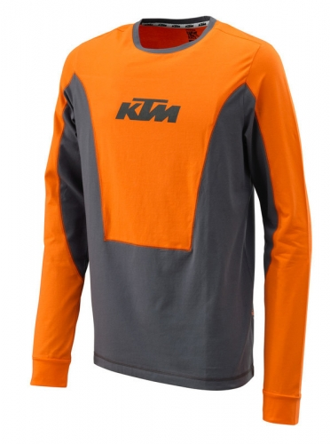TEE SHIRT MANCHES LONGUES KTM RAPID