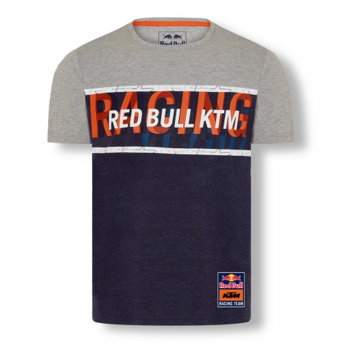 TEE SHIRT RED BULL KTM LETRA