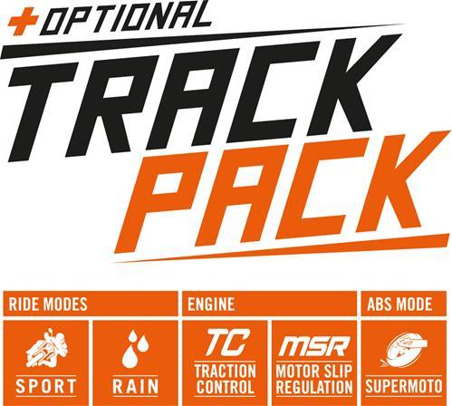 TRACK PACK KTM 690 DUKE 16-17