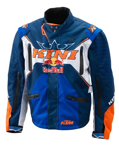 VESTE ENDURO KTM KINI RED BULL COMPETITION NAVY 17