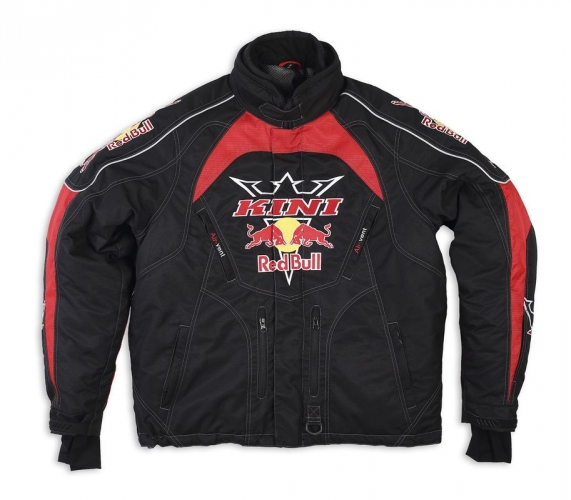 VESTE MOTONEIGE KINI RED BULL SNOWMOBILE 18
