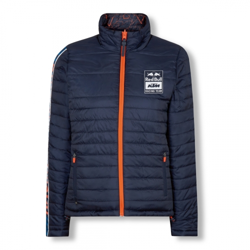 VESTE REVERSIBLE FEMME RED BULL KTM RACING TEAM LETRA