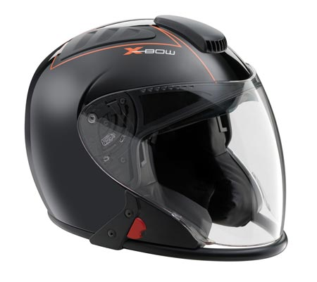 x bow road helmet